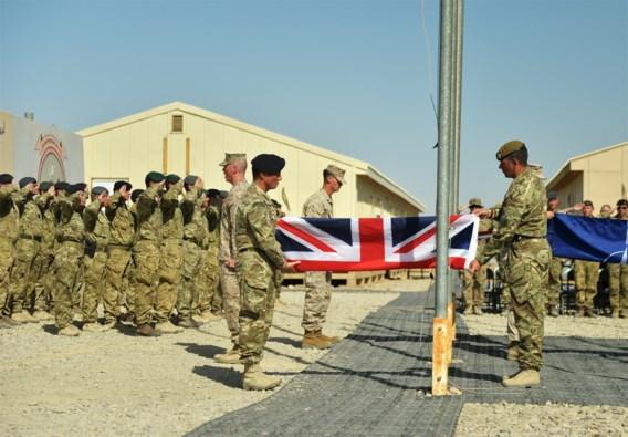 Britten na dertien jaar weg uit Afghanistan