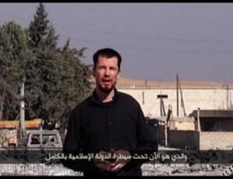 Bevindt Britse IS-gijzelaar zich in Kobani?