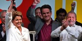 Dilma Rousseff: 'Ik wil een betere president zijn dan ik tot nu toe ben geweest'