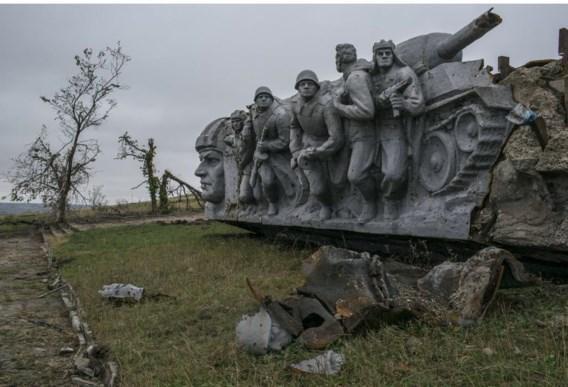 In het oosten van Oekraïne vielen al meer dan 3.500 doden in de strijd tussen het regeringsleger en pro-Russische separatisten.