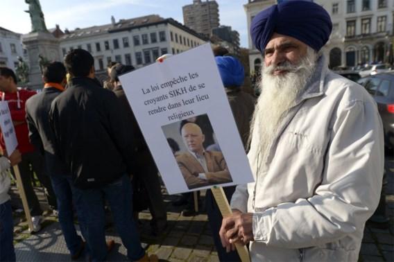 Sikhs: 'Het is niet aan ons om de identiteit te controleren'