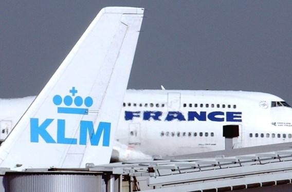 Staking weegt op resultaten Air France-KLM