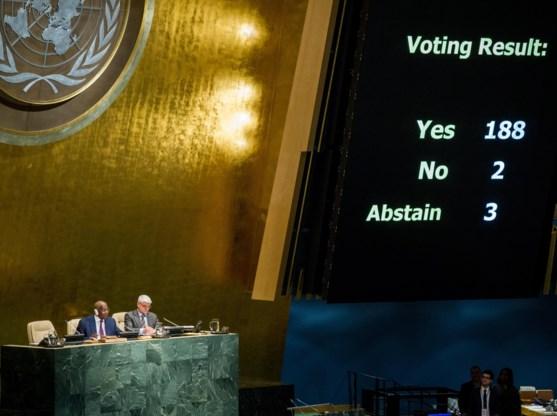 VS en Israël als enige voor behoud embargo tegen Cuba