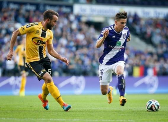 VIDEO. Blessuretijd redt Anderlecht thuis tegen Lokeren