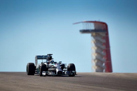 Hamilton opnieuw snelste tijdens laatste oefensessie, Vettel laatste