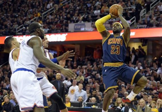 LeBron James schenkt Cavaliers zege in topper