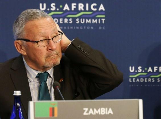 Opvolgingsstrijd na dood Zambiaanse president Sata