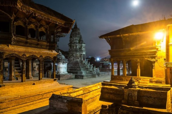 NEPAL - Bhaktapur Schoonheid
