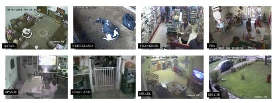 Insecam verzamelt over de hele wereld bewakingscamera's die onbeveiligd op het internet zijn aangesloten.