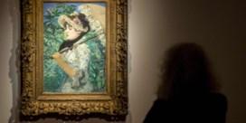 Christie's verdubbelt veilingrecord voor een Manet