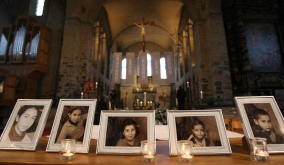 De vijf kinderen Moqadem werden in 2007 in Nijvel gedood door hun moeder, Geneviève Lhermitte. Die zit daar nu een celstraf voor uit. Haar poging tot zelfdoding mislukte.