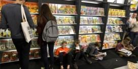 Boekenbeurs klokt af op 154.000 bezoekers