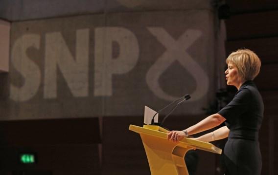 SNP kiest Sturgeon als opvolger van Salmond