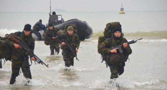 Belgische militairen hielden gisteren in Oostende de evacuatie-oefening 'Operation Storm Tide'. Kan dit nog volgend jaar?