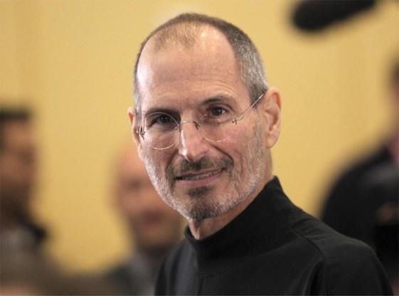Apple-ceo Steve Jobs maakte van zijn zwarte coltrui zijn handelsmerk.
