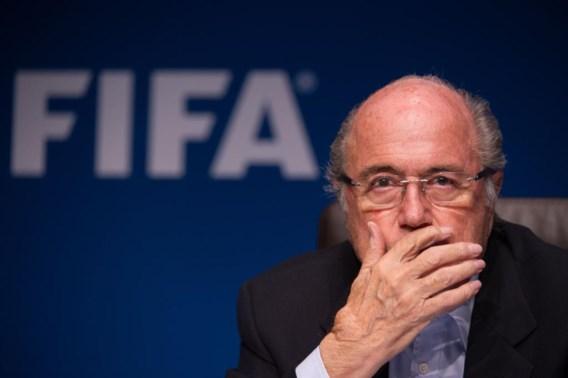 Sepp Blatter: 'Als we iets te verbergen hadden, zouden we niet naar de autoriteiten stappen.'