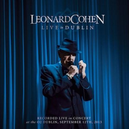 Bekijk een fragment uit de nieuwe live-cd van Leonard Cohen