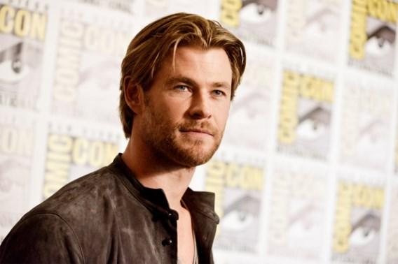 Chris Hemsworth is 'meest sexy man ter wereld'