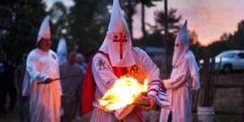 Anonymous ontmaskert  leden Ku Klux Klan