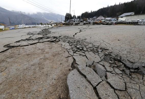 Tientallen gewonden bij aardbeving in Japan