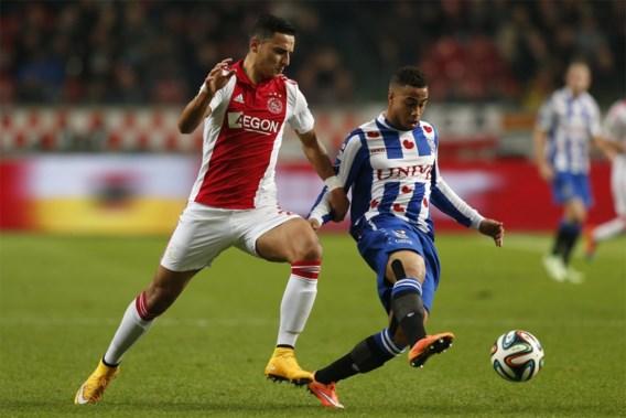 EREDIVISIE. Ajax wint vlot, PSV struikelt bij Groningen