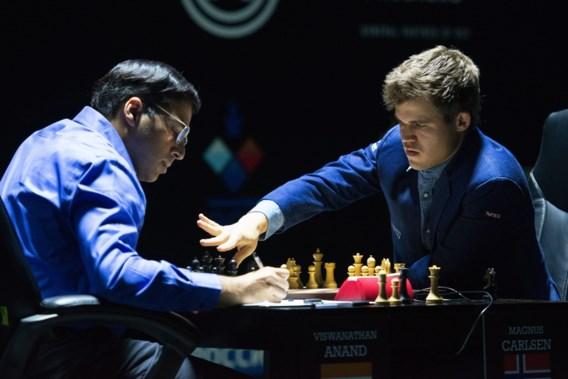 Magnus Carlsen opnieuw wereldkampioen schaken