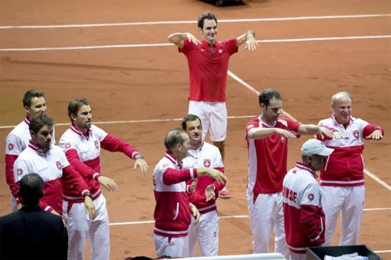 Roger Federer: 'Historisch moment voor ons land'