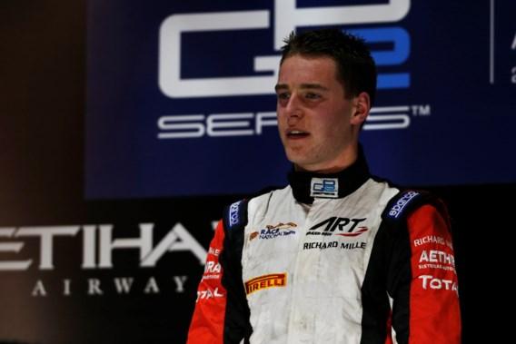 Stoffel Vandoorne vice-kampioen in de GP2