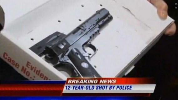 Jongen (12) met speelgoedpistool door politie gedood