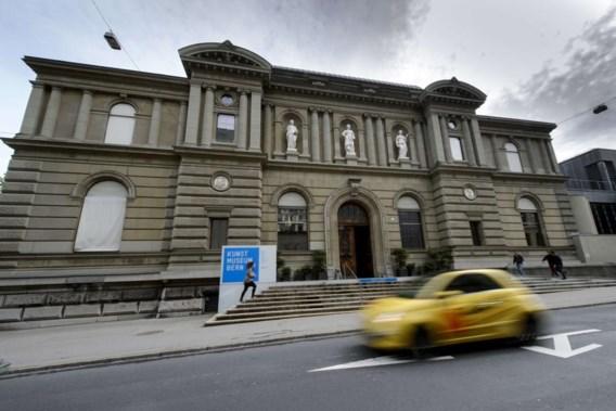 Het Kunstmuseum Bern aanvaardt alleen propere kunst.
