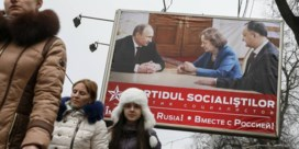 Klem tussen Rusland en EU