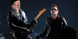 U2 komt naar België