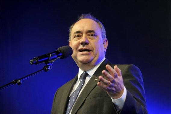 Voormalig Schots premier Salmond kandidaat bij Britse verkiezingen