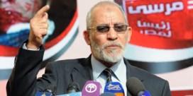 Leider van de Moslimbroeders ter dood veroordeeld
