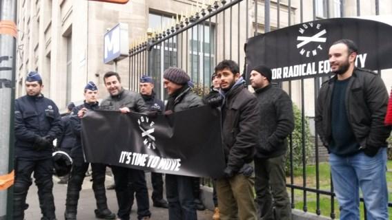 Abou Jahjah protesteert aan kabinet-Francken
