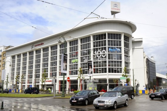 Citroëngarage krijgt geen moderne kunst