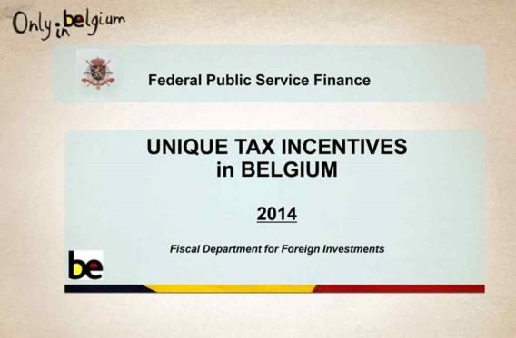 België sloot met 60 multinationals geheim belastingakkoord
