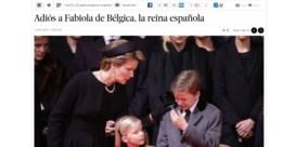 Wenende prins Gabriel ook opgemerkt in het buitenland
