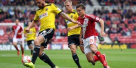 Vossen wint met Middlesbrough topper tegen Derby County
