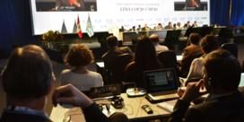 China blokkeert akkoord op klimaattop