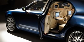 Bentley verwacht stijgende verkoopcijfers