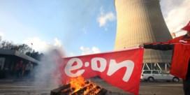 Staking blijft steenkoolcentrale in Langerlo verlammen