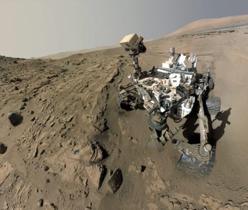 Wetenschappers vinden aanwijzing voor leven op Mars