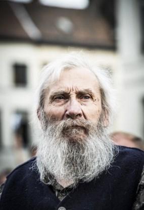 Walter De Buck, juli 2014.