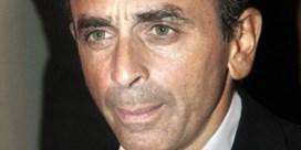 Ecolo-Groen wil Franse polemist Zemmour niet in Brussel