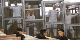 En toen beschouwde Egypte journalisten plots als terroristen