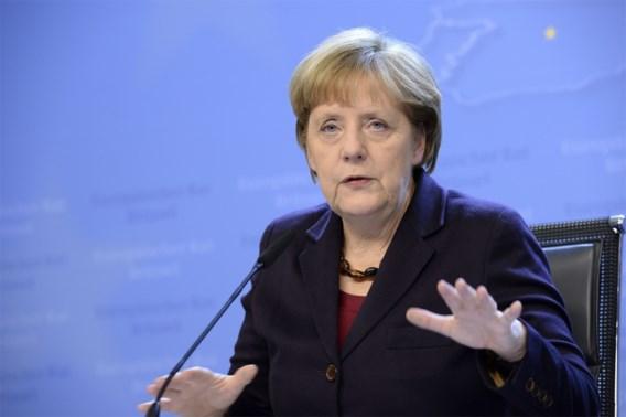 Medewerker Angela Merkel slachtoffer van hackers