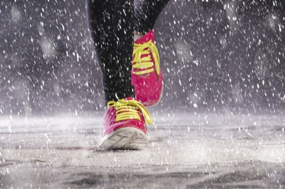 Hardlopen in de winter?