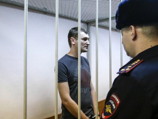 Russische oppositieleider Navalny veroordeeld tot 3,5 jaar cel met uitstel