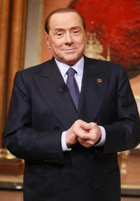 Silvio Berlusconi: 78 en vol plannen.